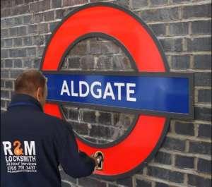 Locksmith in Aldgate