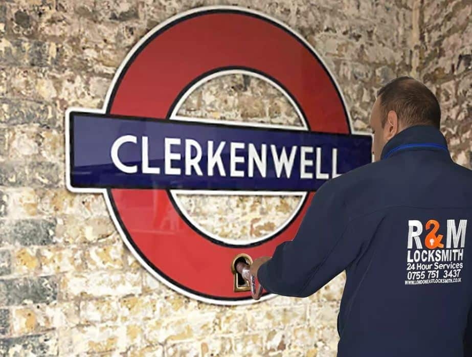 Locksmith in Clerkenwell