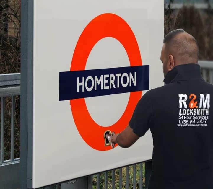 Locksmith in Homerton