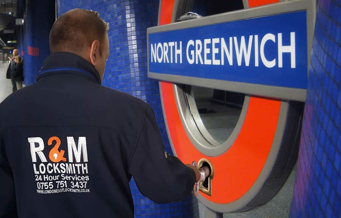 Locksmith in Greenwich