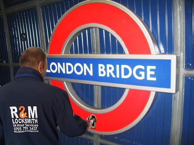 Locksmith in Tower Bridge