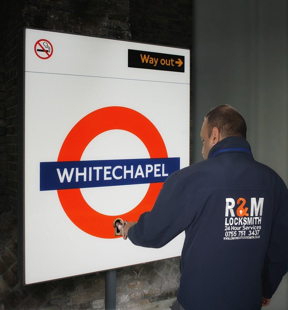 Locksmith in Whitechapel