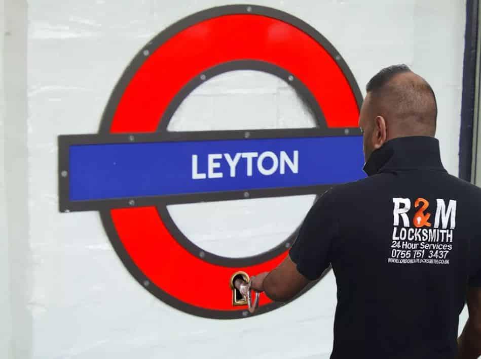 Locksmith In Leyton East London