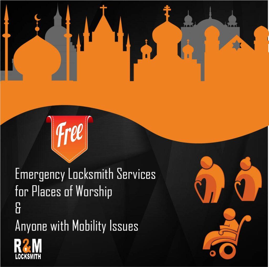 FREE LOCKSMITH SERVICES