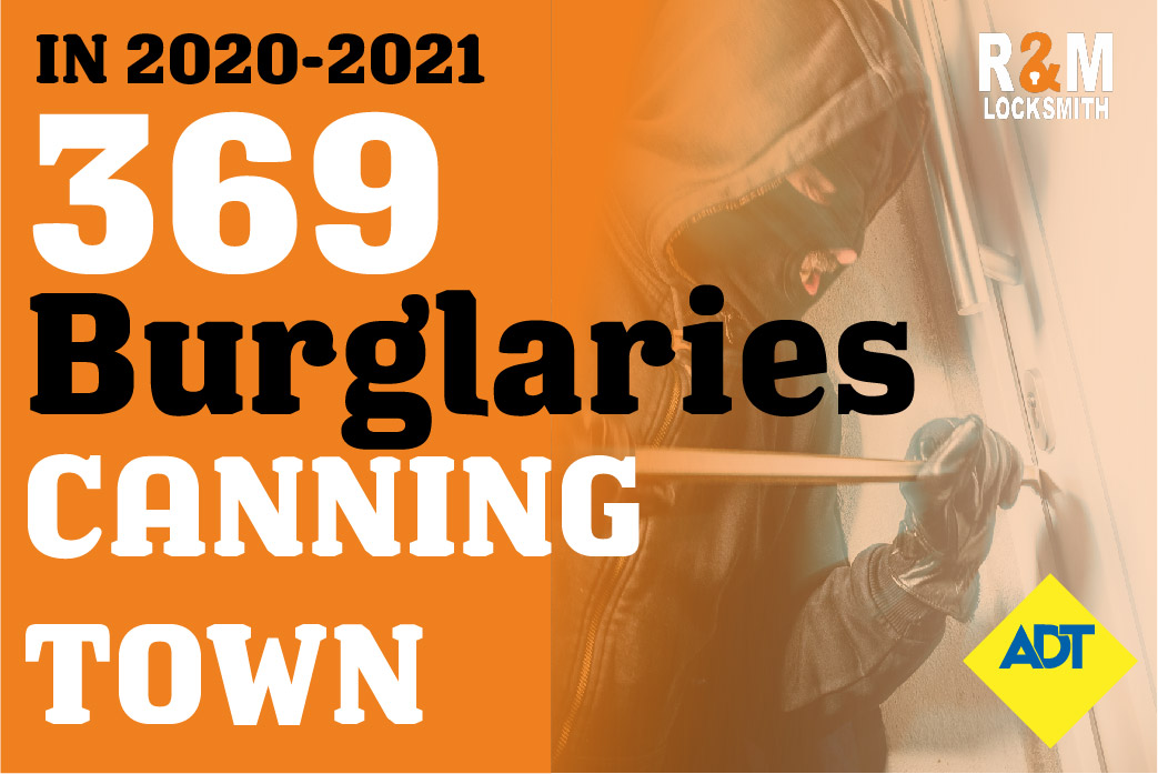 BURGLARY STATS FOR CANNING TOWN