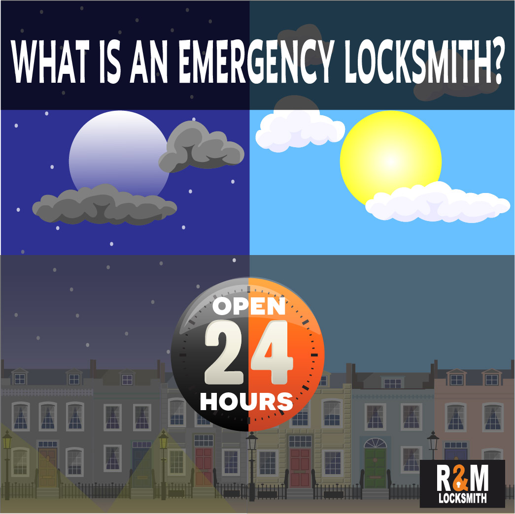 what is an emergency locksmith?