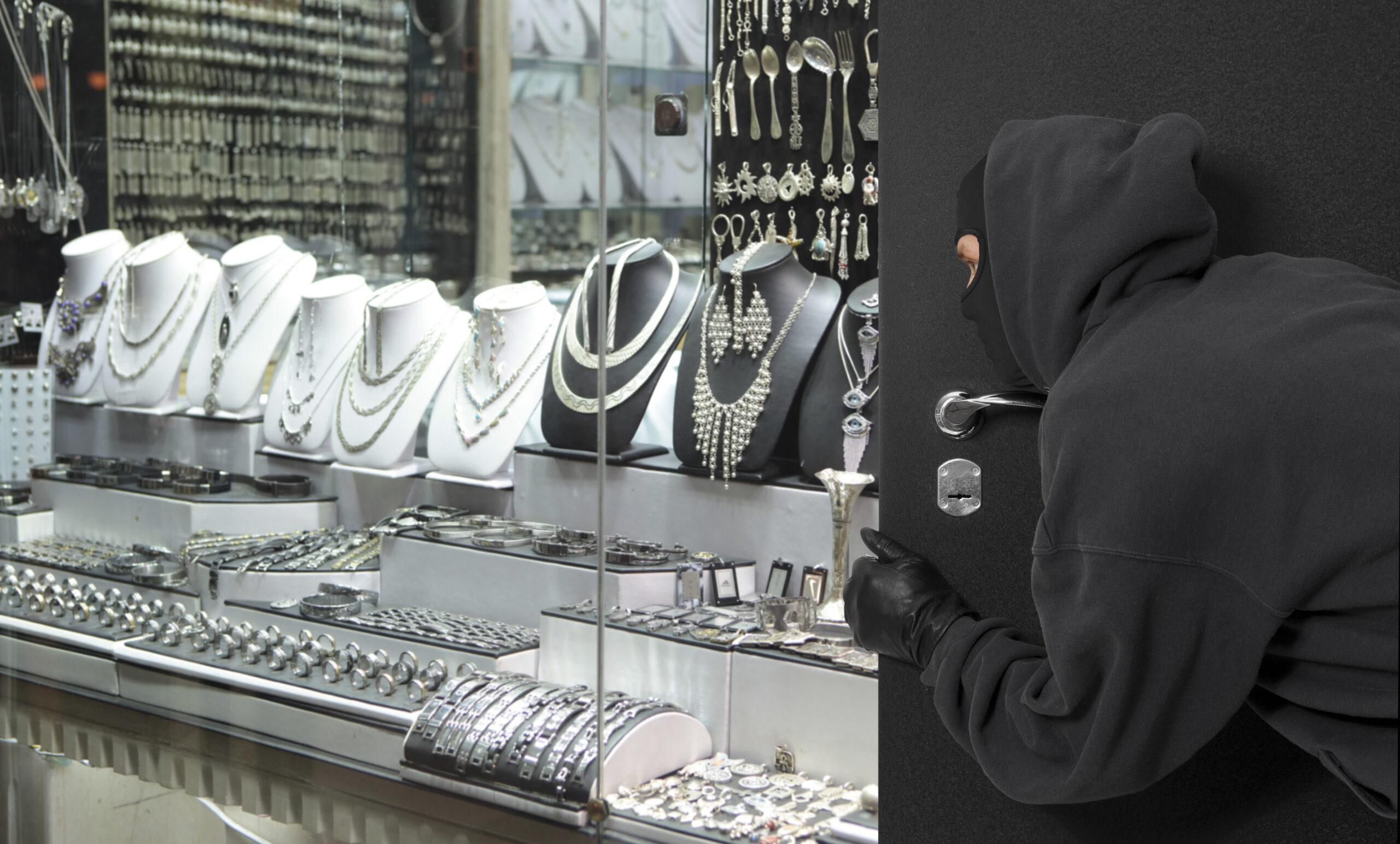 Shop Burglary