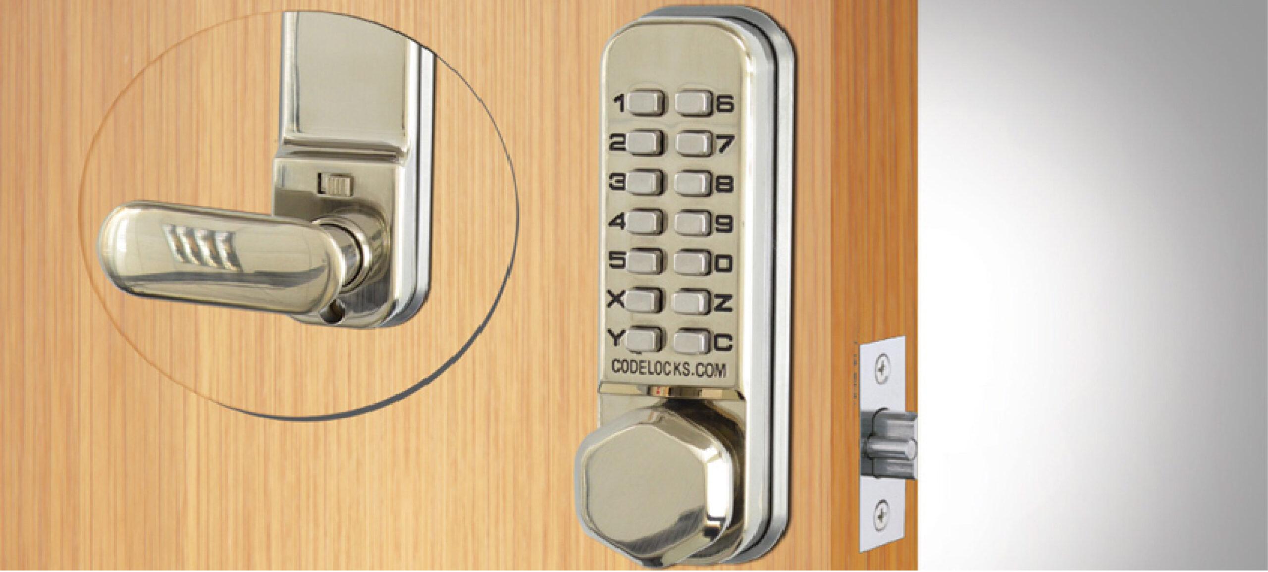 Digital Door Locks.